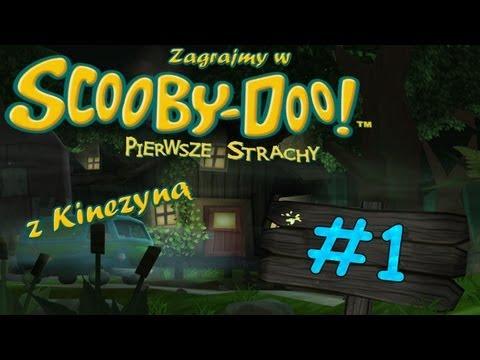 Zagrajmy w Scooby Doo Pierwsze Strachy Na ślepo cz.1 Scooby niszczyciel