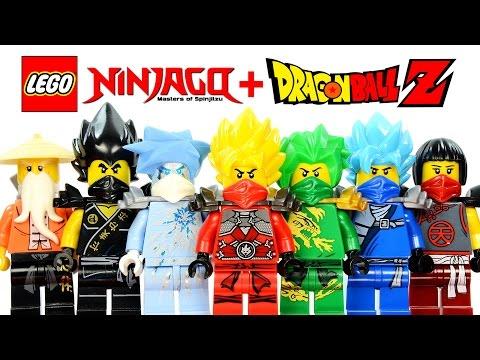 Gambar Lego Dragon Ball 14 Kedai Terbaik