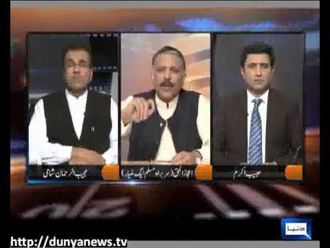 Dunya News - NUQTA-E-NAZAR -- 16-05-2013