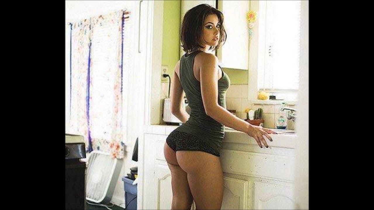 С зади на кухне 12 фотография