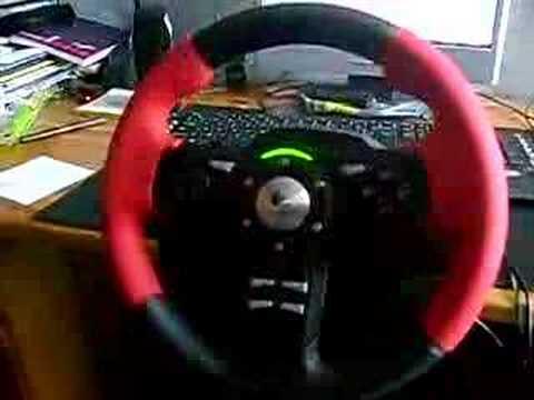 Скачать драйвера для руля logitech momo racing для windows 7