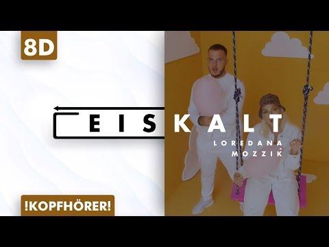 8D AUDIO | Loredana ft. Mozzik - Eiskalt