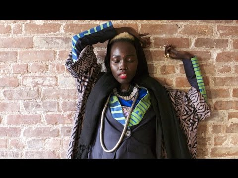 How A Sudanese Refugee Became An Indomitable Model: Mari Malek video