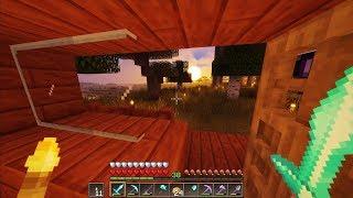 Minecraft sinh tồn 1.13.2 #15: Săn Blaze Rod Và Ender Pearl