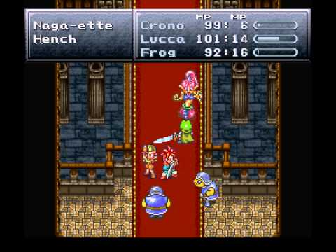 Chrono Trigger - Chrono Trigger walktrough part 5 - User video