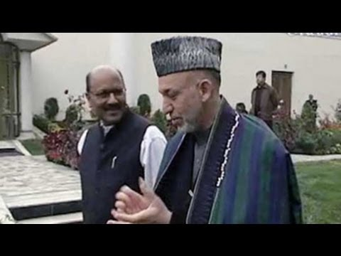Walk The Talk: Hamid Karzai (Aired: November 2006)
