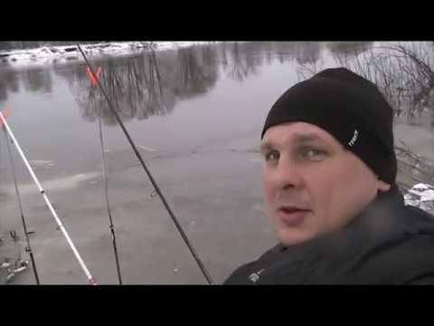 ловля на фидер на реке днестр