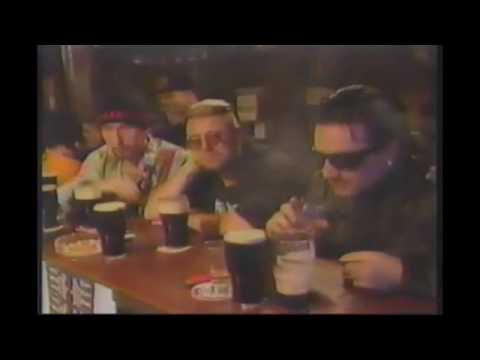 U2  Drunk – dissing Phil Collins – Billboard Awards 1992