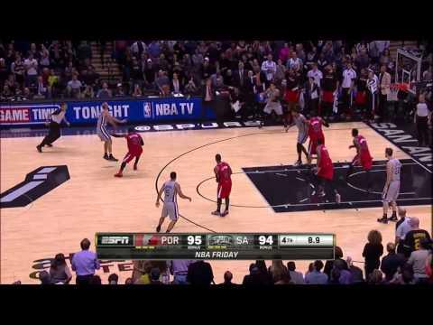 MammaMia-3 2014-2015 Offense Mix for San Antonio Spurs