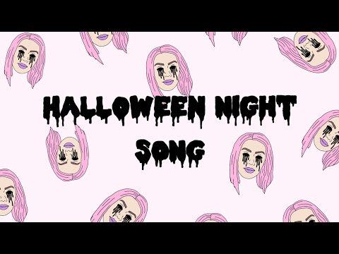 NotSoFunnyAny - HALLOWEEN NIGHT SONG?