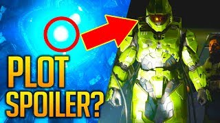 10+ EASTER EGGS you missed + MAJOR SPOILER | Halo Infinite E3 2019 trailer