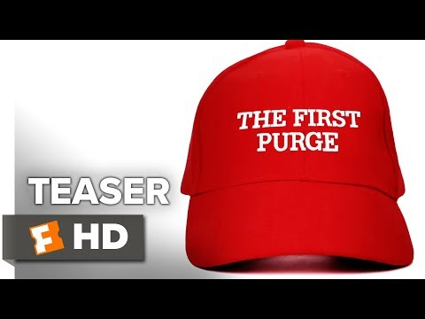 The First Purge Teaser Trailer #1 (2018) | Announcement | Movieclips Trailers