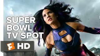 Video clip X-Men: Apocalypse Super Bowl TV Spot (2016) - Jennifer Lawrence, Michael Fassbender Action HD