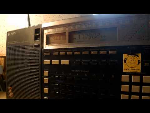 11 09 2015 WRMI relay Radio Africa Network in English to NCAf 1400 on 17790 Okeechobee