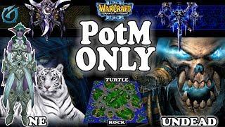 Grubby | Warcraft 3 TFT | 1.30 | ON v UD on Turtle Rock - PotM ONLY
