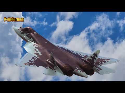 «У Русских есть вещи по мощнее Су-57» в США Рассказали  ✅