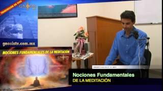 Nociones fundamentales de la Meditación