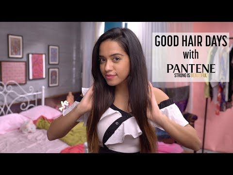 Hair Care Tips With Pantene Oil Replacement And Debasree Banerjee