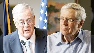 Evil Koch Brothers Spend Millions To Eliminate Solar Power