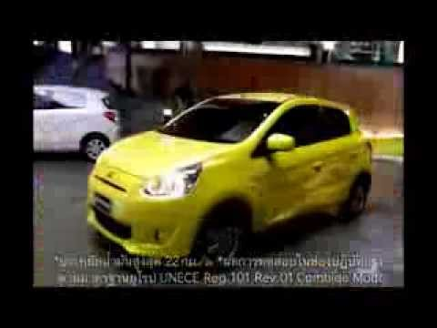 New Mitsubishi MIRAGE TVC (official)