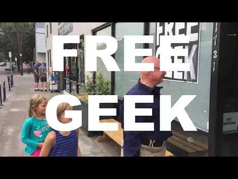 FREE GEEK - How We Reuse Technology