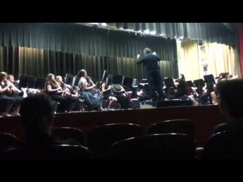 Adagio cantabile tarkington high school band