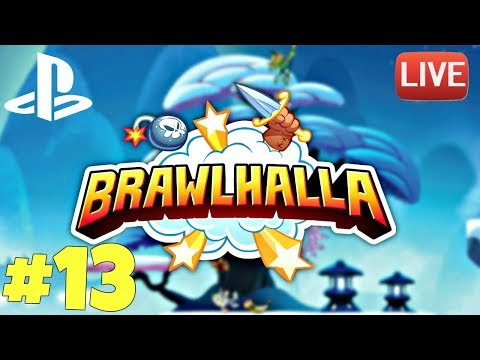 Brawlhalla (Ps4) Quickplay - Come and Join!!!