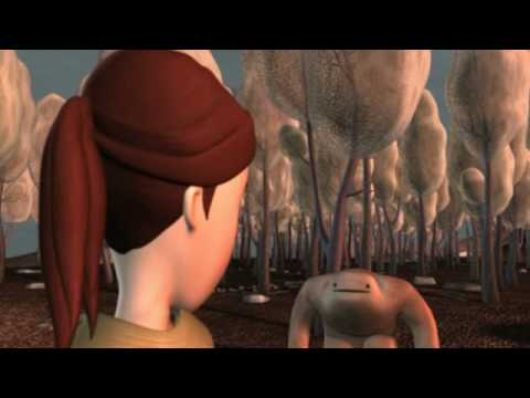 GOLEM - Short Animation By Alon Boroda and Ron Nadel (16:9 Eng subtitles)