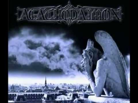 Agathodaimon - Departure