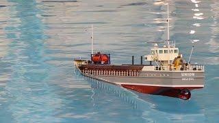 Sinking RC Ship - Intermodellbau Dortmund