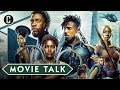 Black Panther: 5th Largest Opening of All-Time - Movie Talk thumbnail