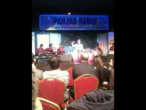 Babaji grooves with Satinder Sartaj Billo