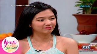 Yan Ang Morning!: Jennica Garcia, nagpapa-breastfeed ng ibang baby