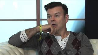 Paul Oakenfold Video - Paul Oakenfold interview (part 1)