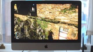 Jocuri / Gaming pe noul Apple iMac 21.5