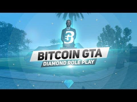 Bitcoin на Diamond Role Play!