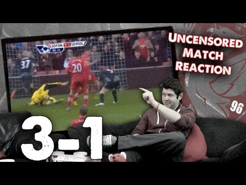 Southampton 3-1 Liverpool: Saints Smash Rodgers' Reds (Uncensored Match Reaction Show)