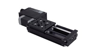 Zaber Technologies X-LSM Series: Miniature Motorized Linear Stages with Built-in Controllers