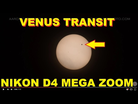 Venus Transit (part 2)  HD VIDEO