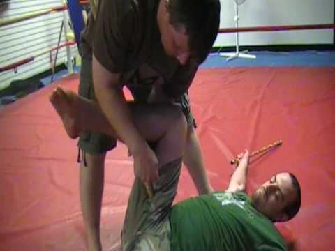 Kali | Stick Grappling | Stick Trip and 4 Leglocks Image 1