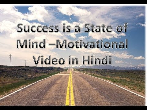 Motivational Video For Success In Hindi -drawn From Panchtantra  Stories-2 video