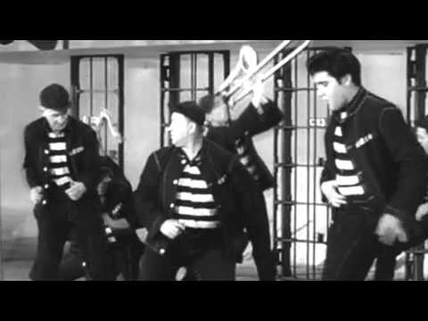 Elvis Presley - Jailhouse Rock (hd Music Video) video