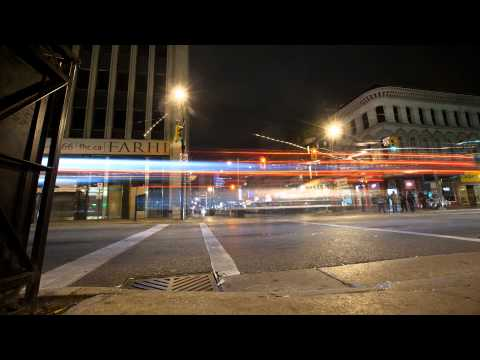 London at Night | Timelapse of London Ontario | StoryBox Productions