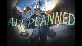 ALL PLANNED - Galio OP! | League of Legends