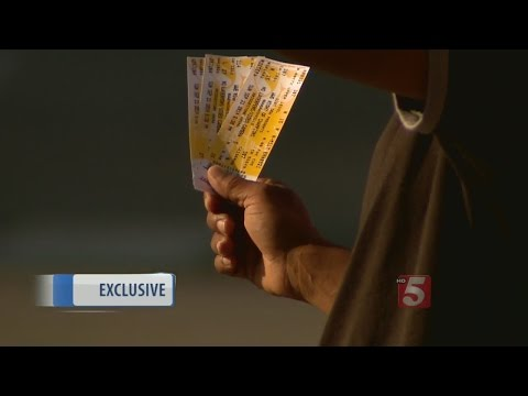 Inside The World Of The Street Ticket Scalper