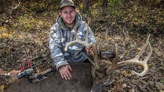 Tomahawk - Heart Shot - Self-Filmed Bowhunting Whitetails