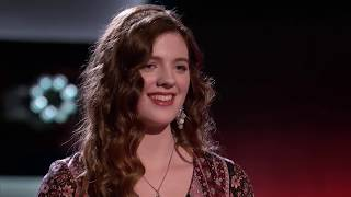 The Voice 2016 Blind Audition   Emily Keener  Goodbye Yellow Brick Road