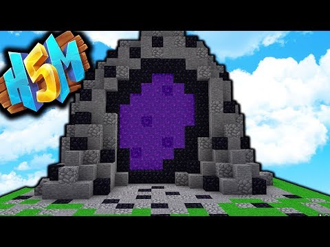 ENTERING THE WARZONE! - HOW TO MINECRAFT S5 #6