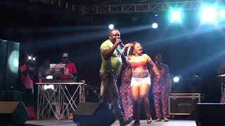 Akobe Live At Edo State Gov  2years Anuverstry