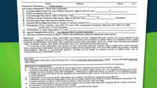 Oklahoma Car Accident Claim Process Chapter 18 - Authorized release of protected health information